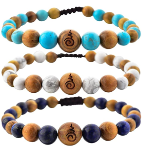 Anxiety Bracelets from Be Here Now