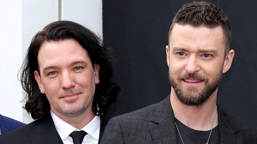 Justin Timberlake Shares Throwback NSYNC Pics For JC Chasez's Birthday