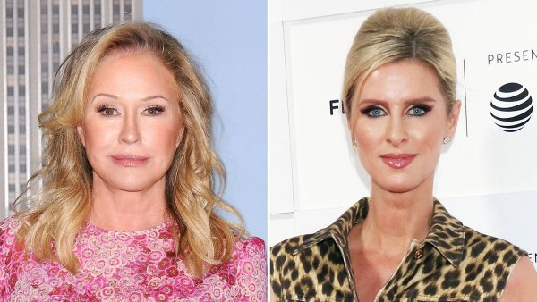 Kathy Hilton Called Security Nicky Taking Diamonds Without Asking