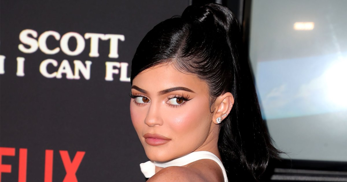 Kylie Jenner Shares Skimpy Monokini Photo Days After Pregnancy News - Us Weekly