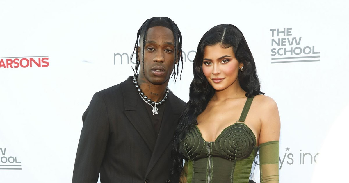 Kylie Jenner and Travis Scott Face Backlash After Buying Daughter Stormi a School Bus: 'Middle Class Cosplay' - Us Weekly