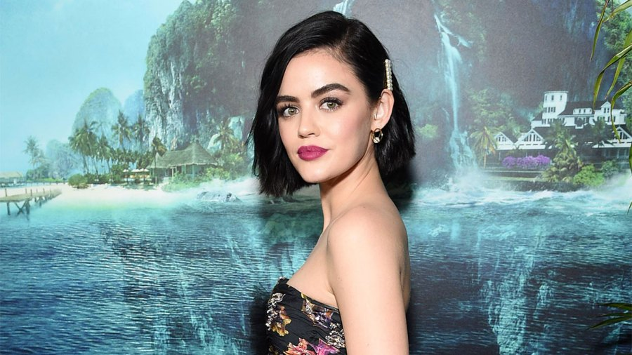 Lucy Hale Apologizes Removing Meaningful Tattoo