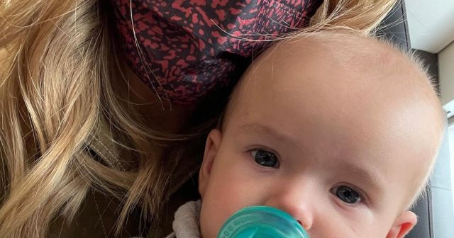 Mandy Moore and Taylor Goldsmith's Son August's Baby Album: Pics.jpg