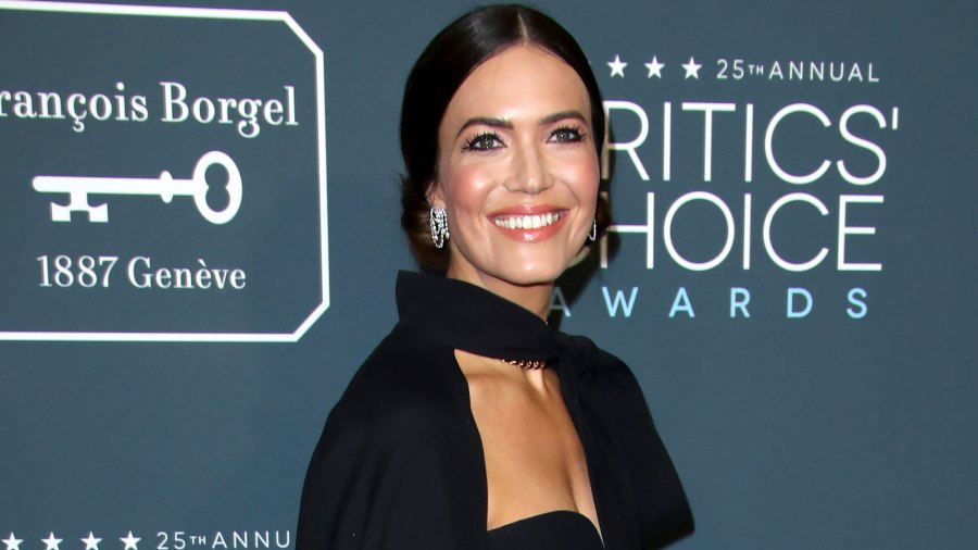 Mandy Moore Feels 'Grateful' After 'Overwhelming' Solo Parenting Experience
