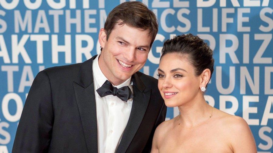 Mila Kunis Trolls Ashton Kutcher Over French Accent
