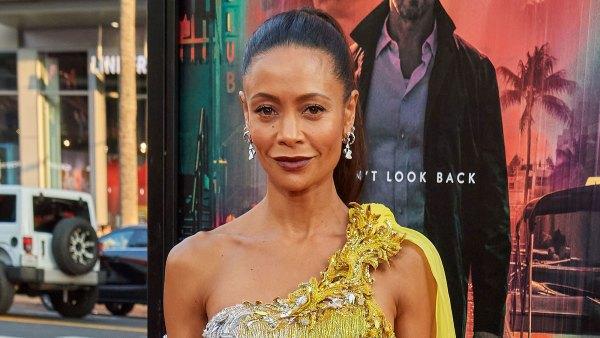 Thandiwe Newton Calls Her Star Wars Character Death Big Mistake Yellow Dress