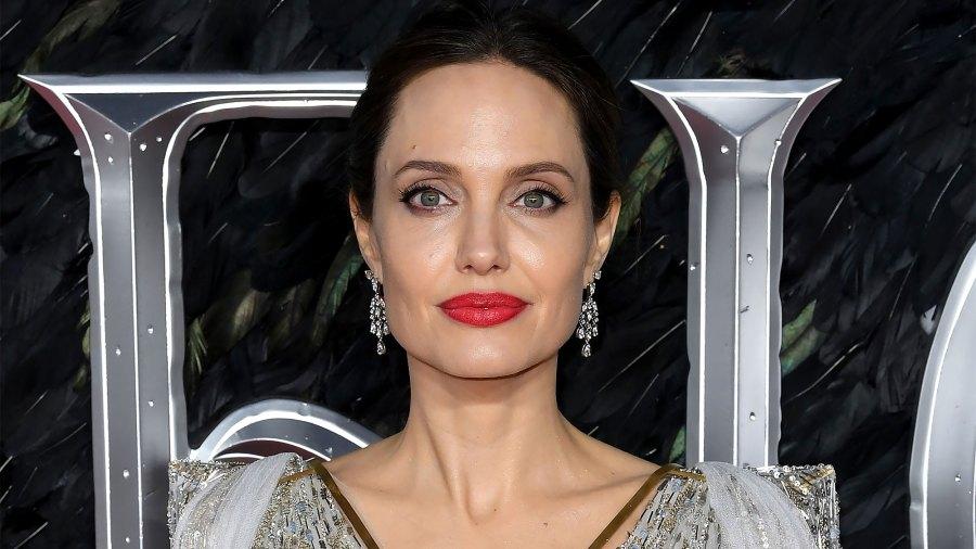Angelina Jolie Shares Rare Personal Photos of Kids Zahara and Shiloh Reading