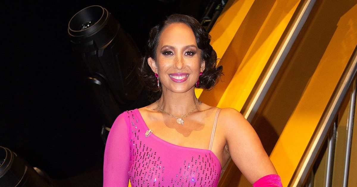 Cheryl Burke Tests Positive for COVID-19 Ahead of 'DWTS' Live Show: Watch Emotional Video - Us Weekly