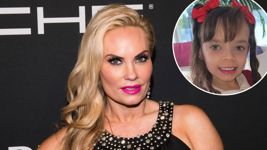 Coco Austin Gives Daughter Chanel, 5, 'Mini' Acrylic Nails for School Photos: What a 'Doll'