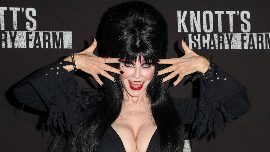 Elvira Comes Out Cassandra Peterson Reveals 19-Year Relationship With a Woman