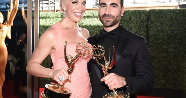 'Ted Lasso' Wins Big at the 2021 Emmy Awards: Jason Sudeikis, Hannah Waddingham and More.jpg