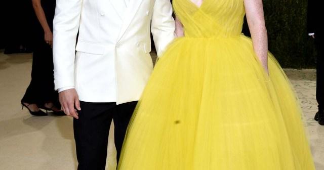Game of Thrones' Kit Harington and Rose Leslie Make Perfect Pair at Met Gala 2021: Photo.jpg