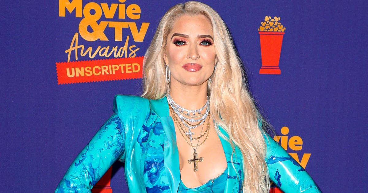 How Erika Jayne Feels Going Into 'RHOBH' Reunion With Just one 'True Good friend'