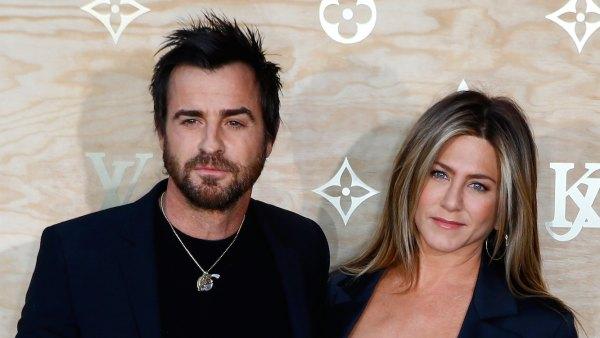 Jennifer Aniston Praises Ex Justin Theroux and His Dog Kuma