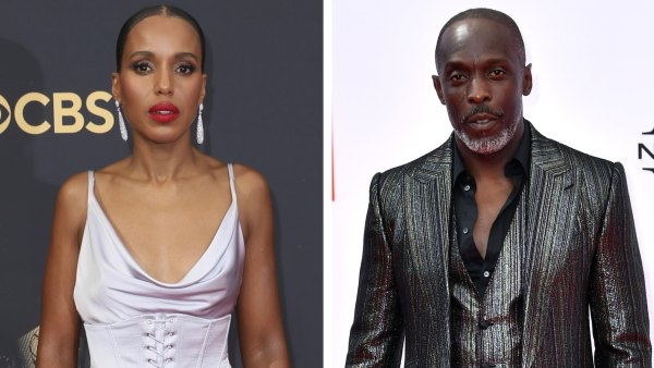 Kerry Washington Pays Tribute to Late Michael K. Williams at 2021 Emmys