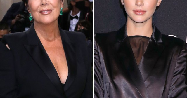 Kris Jenner Asks Daughter Kendall to Tie Her Shoe at the Met Gala: 'Whatever Kris Needs'.jpg