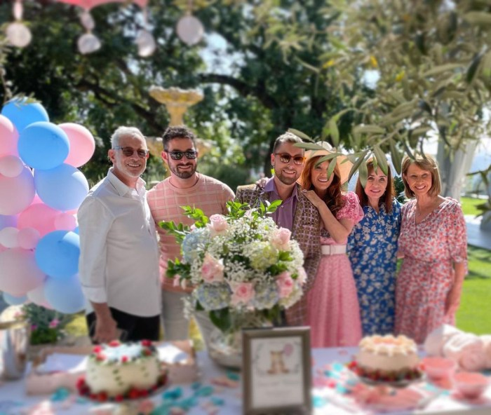 Lance Bass and Michael Turchin Celebrate Future Fatherhood at Baby Shower: 'Starting to Really Feel'