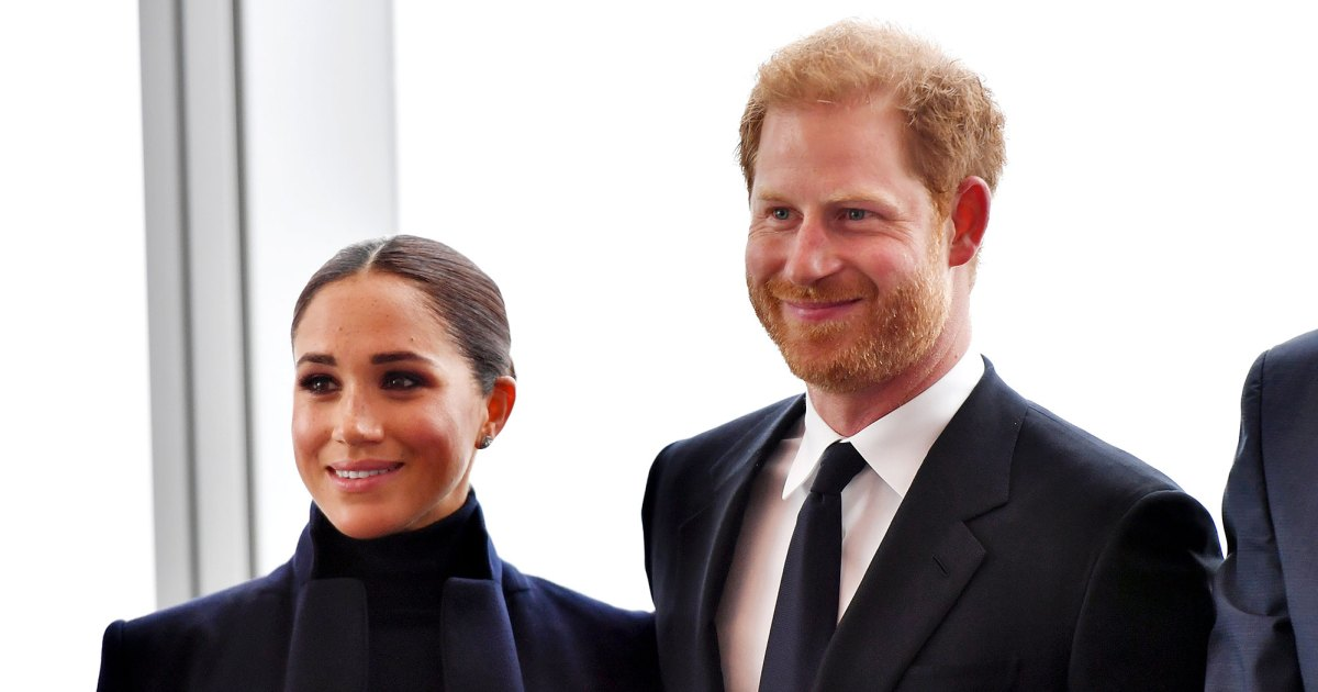 Prince Harry and Meghan Markle Kick Off New York City Visit at One World Trade Center Observatory