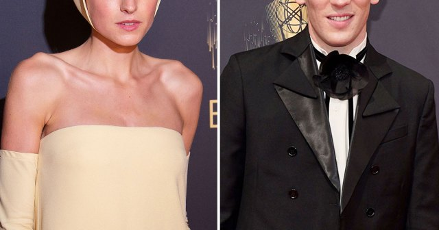 Emma Corrin, Josh O'Connor and More Stars of 'The Crown' Shine for the 2021 Emmys: Photos.jpg