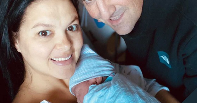 Challenge's Tori Hall and Husband Dusty Gwinn Welcome Their 1st Child Together: See Photos of Newborn Baby.jpg