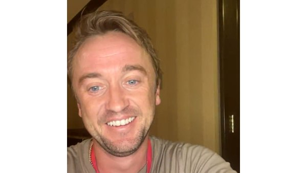Tom Felton Is 'Feeling Better By the Day' After Golf Tournament Collapse