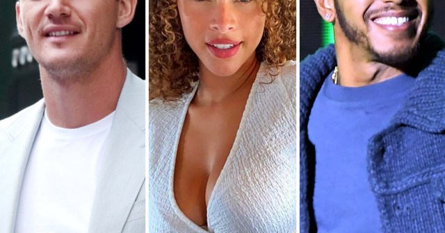 Tyler Cameron's Ex Camila Kendra Saw Lewis Hamilton in Monaco After Shutting Down Romance Rumors: They're 'Good Friends'.jpg