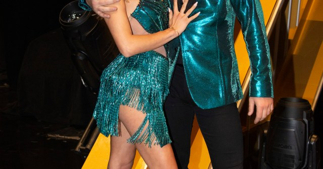 Val Chmerkovskiy Admits He Thought Olivia Jade Giannulli Would Be 'Terrible' on 'DWTS,' Shows Sneak Peek of Next Dance.jpg