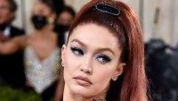 Met Gala 2021 Wildest Beauty Gallery Gigi Hadid