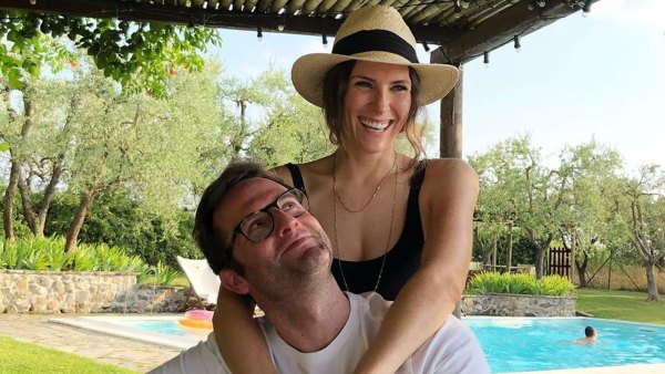 Aw, David! Dan Levy's Sister Got Married — But He Had the Most Fun