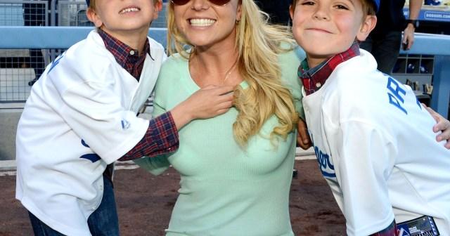 Britney Spears Reflects Over 'Bittersweet' Feelings of Watching Sons Sean Preston and Jayden Grow Up.jpg