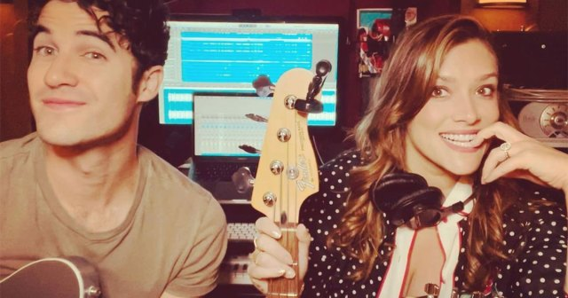 Darren Criss and Wife Mia Are Expecting Their 1st Child: 'The Ultimate Collab Dropping'.jpg