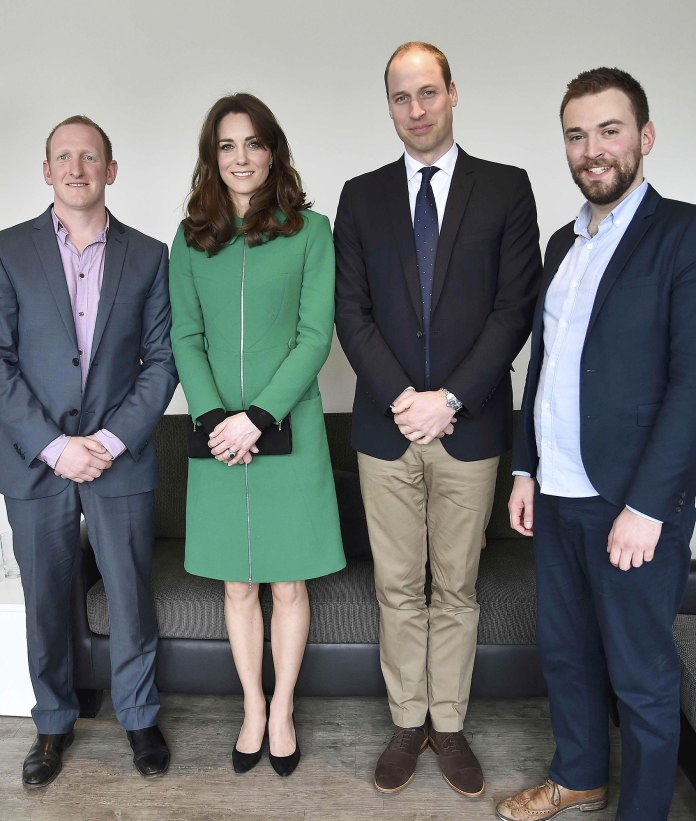 Duchess Kate Rewears Designer Coat She Debuted Nearly Decade Ago
