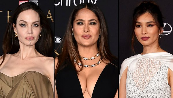 Eternals' Angelina Jolie, Salma Hayek, More Exposed to COVID After Premiere