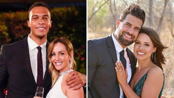 Every Bachelor Nation Couple That Split 2021 Clare Dale More