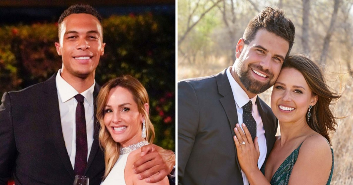 Bachelor Nation Couples Who Have Split in 2021