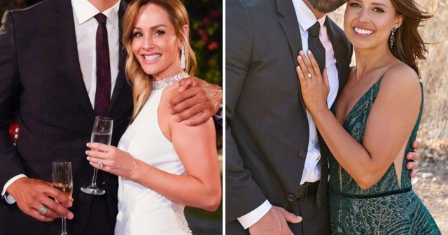 Every Bachelor Nation Couple That Called It Quits in 2021: Clare and Dale, Katie and Blake and More.jpg