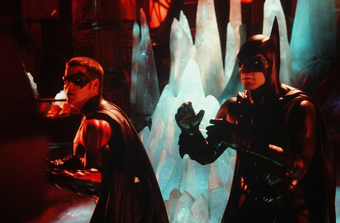 George Clooney can't do more superhero movies because he did it so badly with 'Batman and Robin'