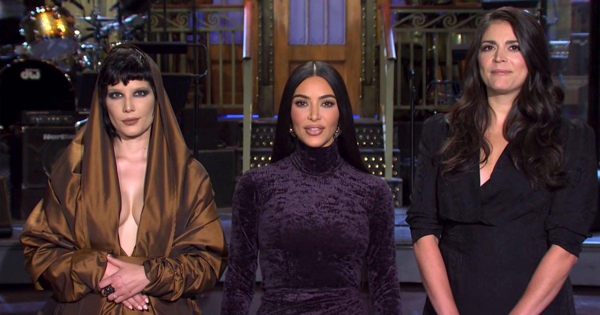Kim Kardashian Says Hosting 'Saturday Night Live' Will Be 'Easy'