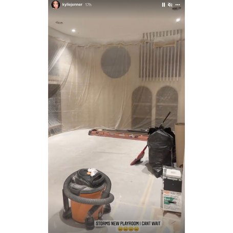 Pregnant Kylie Jenner Is Building Epic New Playroom for 3-Year-Old Daughter Stormi