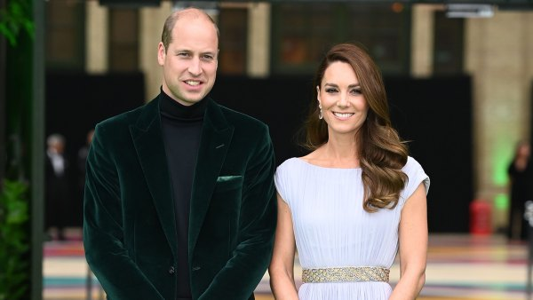 Prince William and Duchess Kate Step Out in Style for 1st Earthshot Prize Awards: Photos