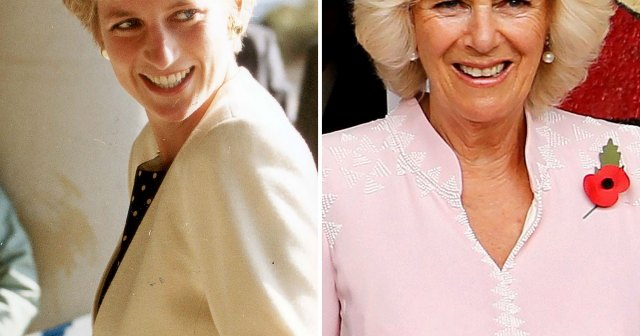 Princess Diana's Fixation on Duchess Camilla Started During Her Wedding to Prince Charles, Royal Commentator Claims.jpg