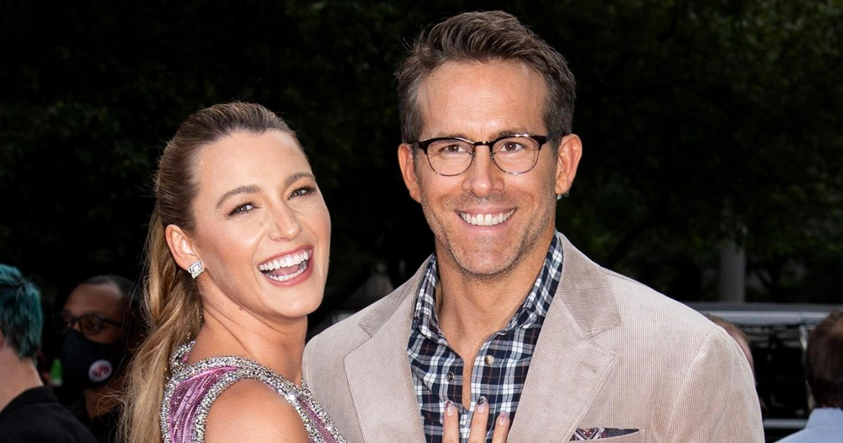 Ryan Reynolds Explains His 'Sabbatical' Will Benefit His Daughters With Blake Lively