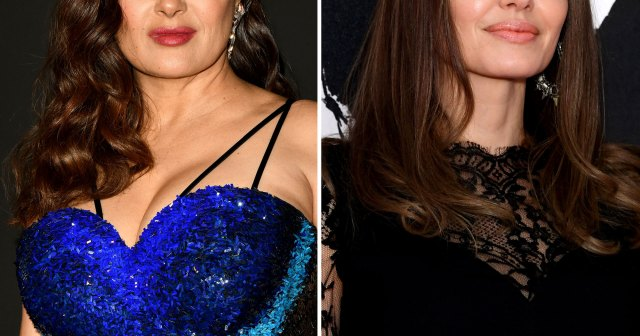 Salma Hayek Says Angelina Jolie Crashed Her Birthday Party: She Just 'Showed Up'.jpg