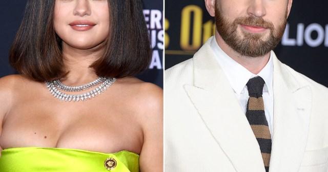 TikTok Speculates Whether Selena Gomez's Reflection Is in Chris Evans' Piano Video Amid Romance Rumors.jpg