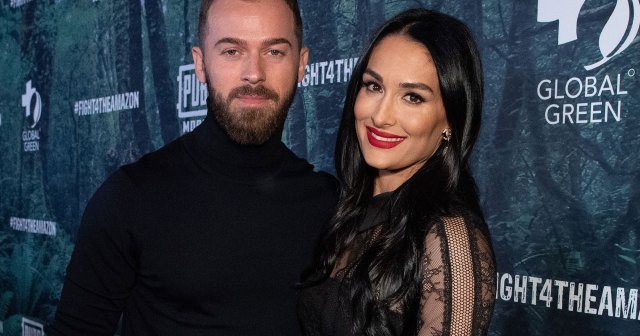 When Nikki Bella Wants 2nd Baby With Artem Chigvintsev: We're 'Enjoying' Time With Matteo.jpg