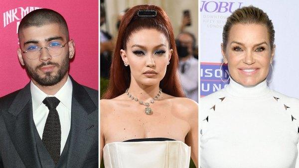 Zayn Malik, Gigi Hadid and Yolanda Hadid's Quotes About Their Relationship