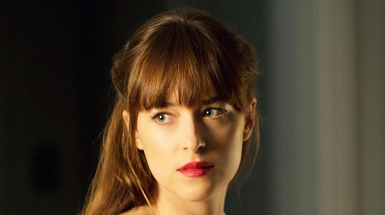 Dakota Johnson Anastasia Steele 50 Shades Darker