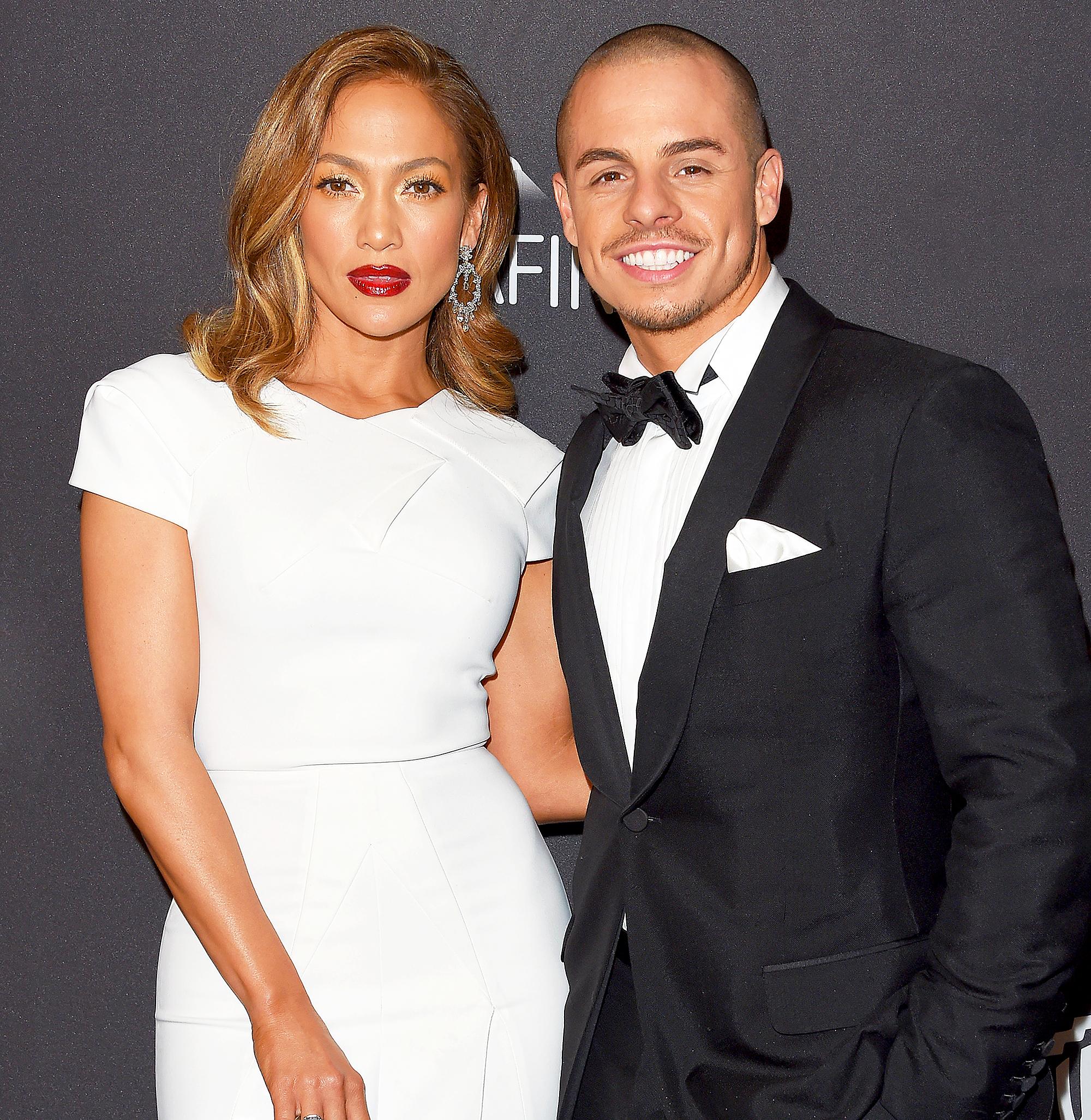 When Did Jennifer Lopez Started Dating Casper