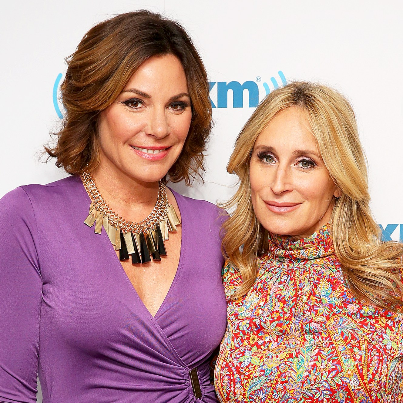 Luann de Lesseps and Sonja Morgan