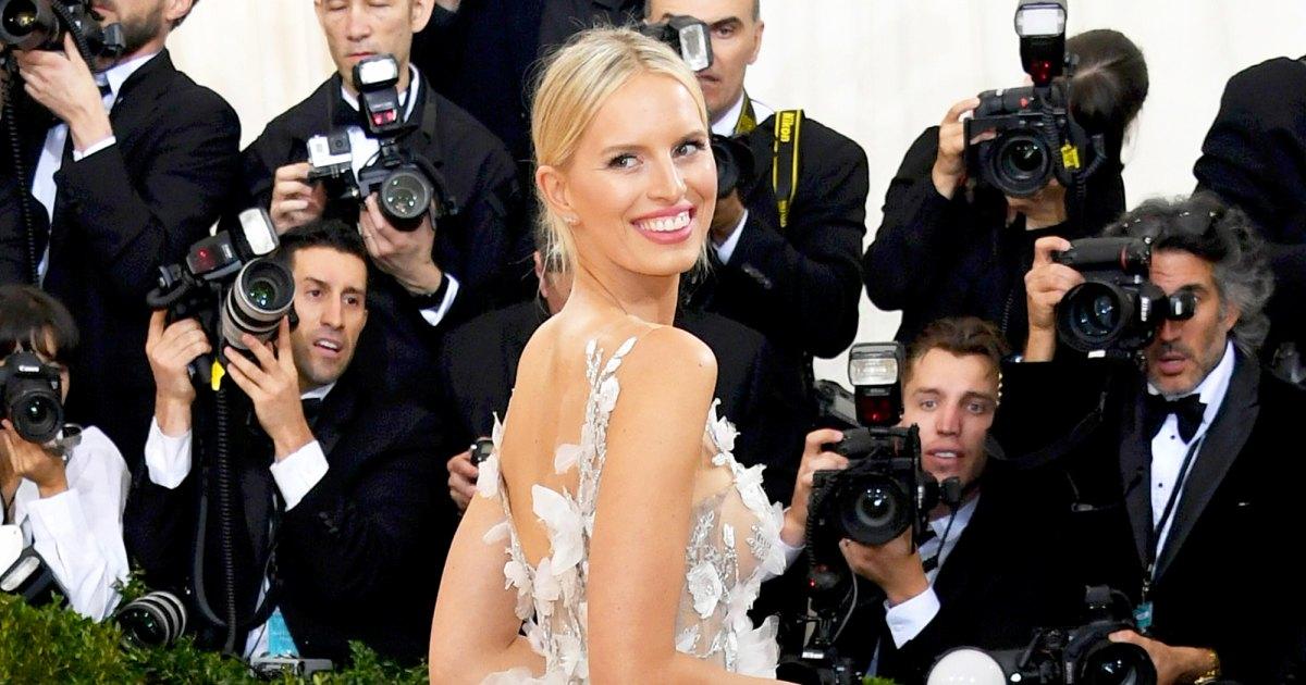 Met Gala 2016: Karolina Kurkova's Smart Dress, Explained